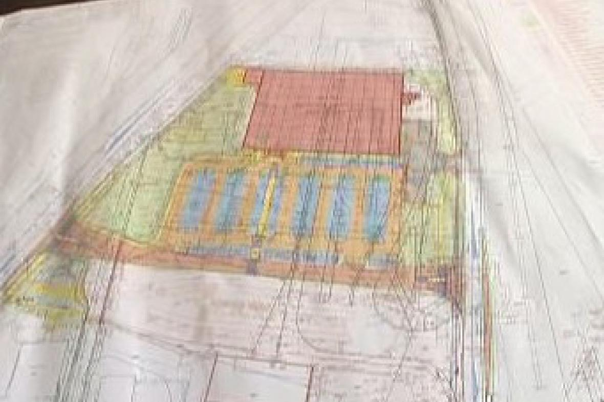 Návrh autobusového nádraží