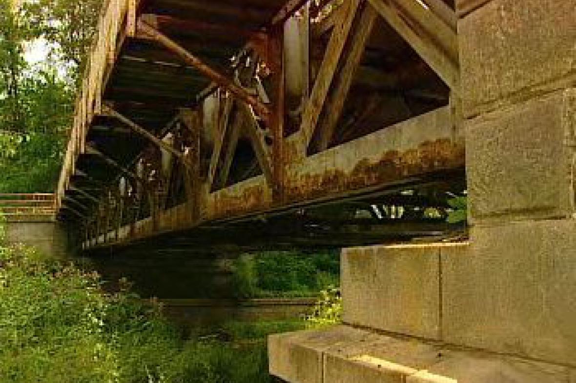 Most ve Vlašimi