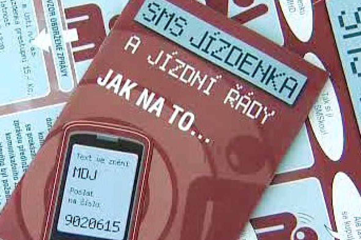 SMS jízdenka