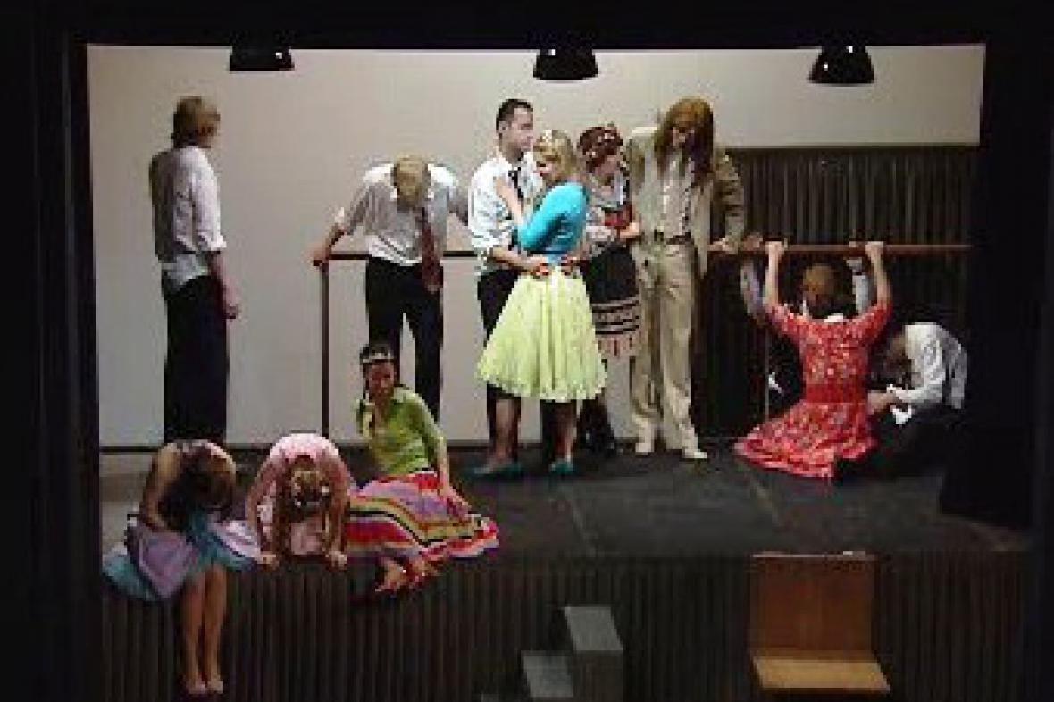 Divadelní představení