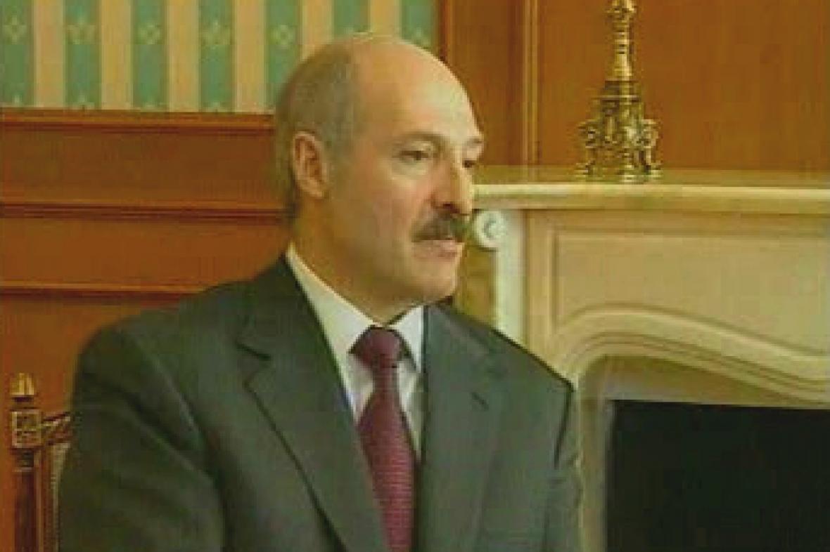 Alexand Lukašenko