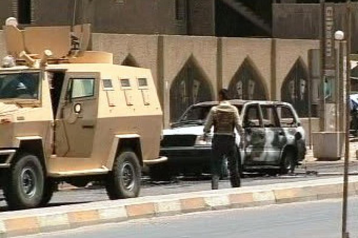 Atentát v Bagdádu