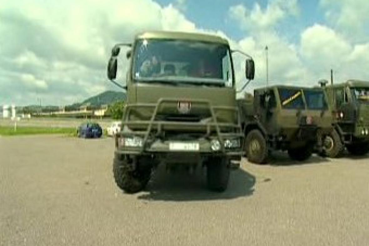 Nákladní vozy značky Tatra
