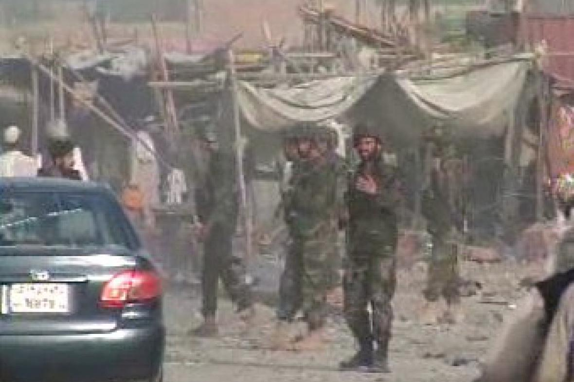 Věznice v Afghánistánu