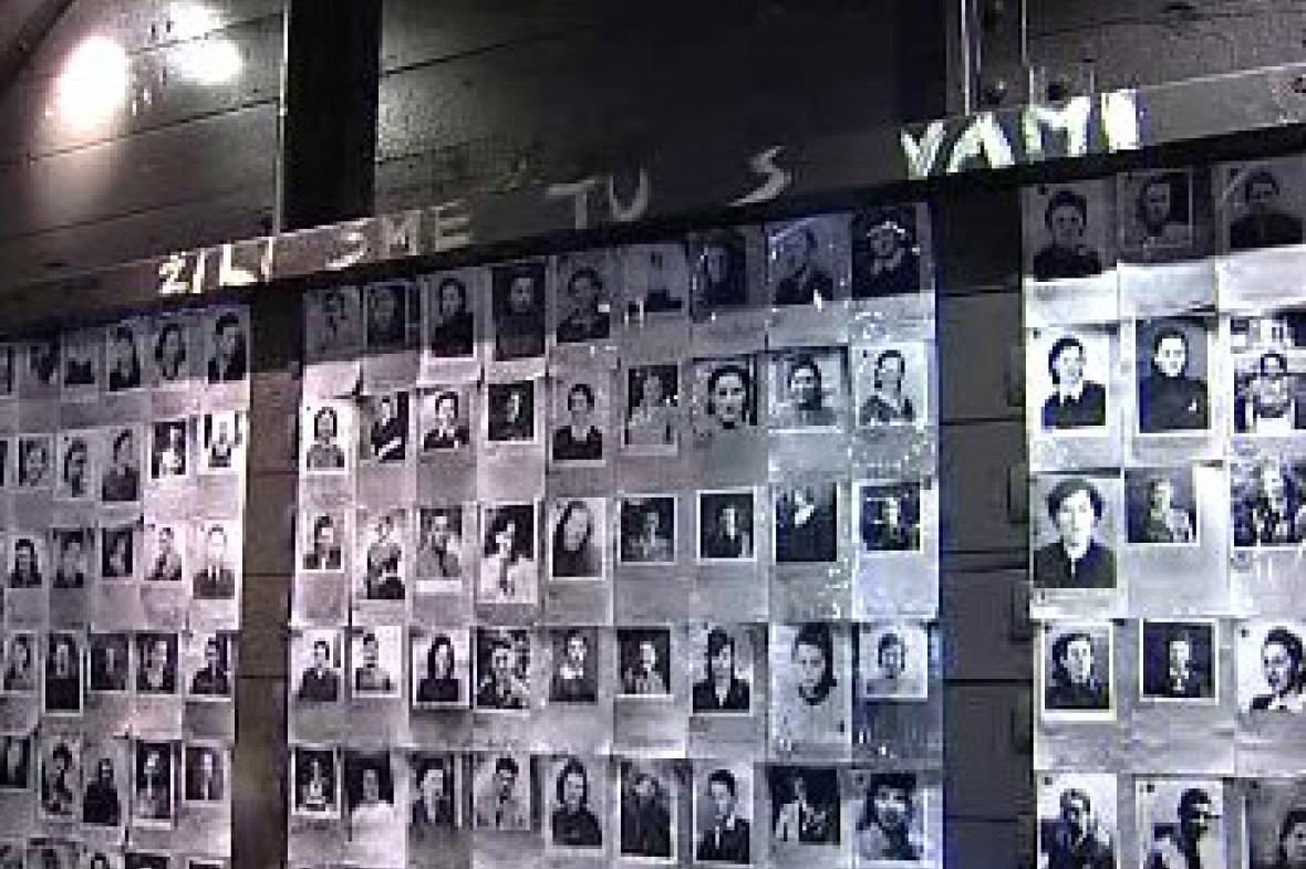 Výstava o holocaustu
