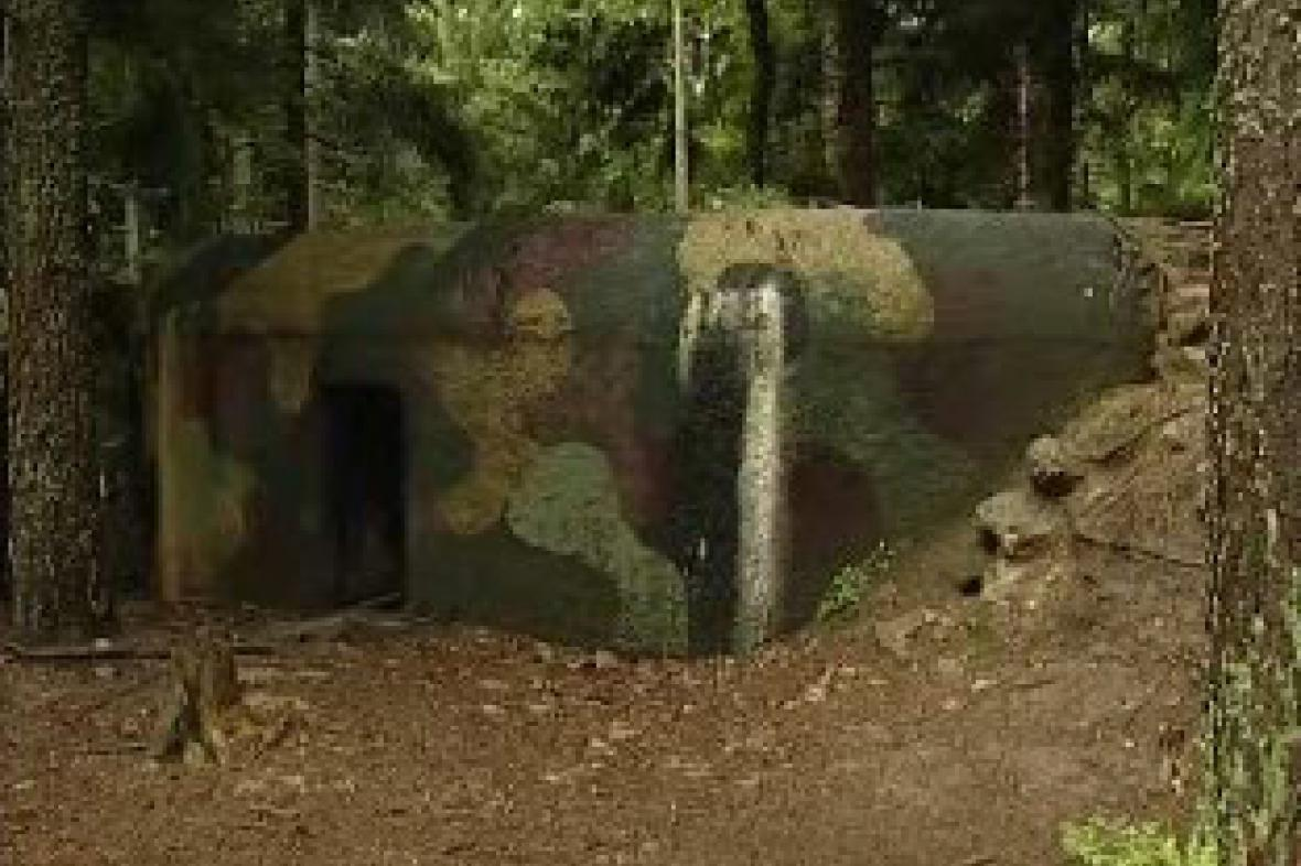 Vojenský bunkr