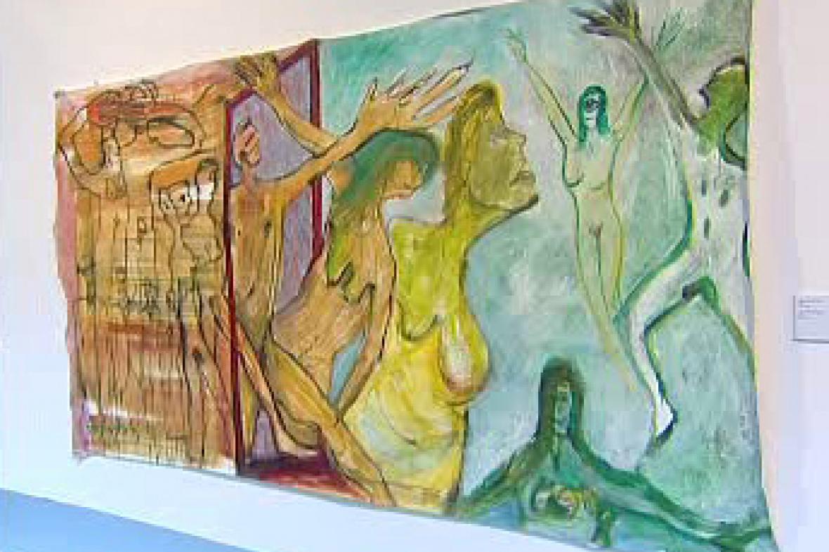 Obraz Lawrence Ferlinghettiho