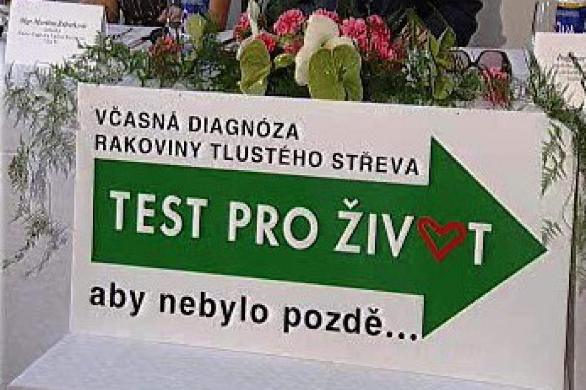 Test pro život