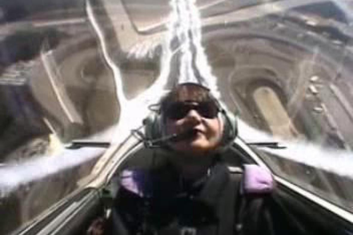 Akrobatický letec