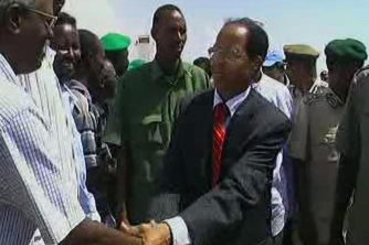 Uzavření míru v Somálsku