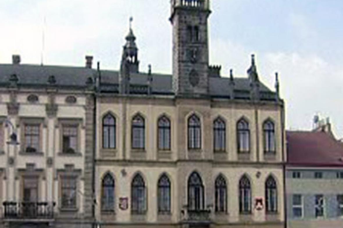 Radnice v Hořicích