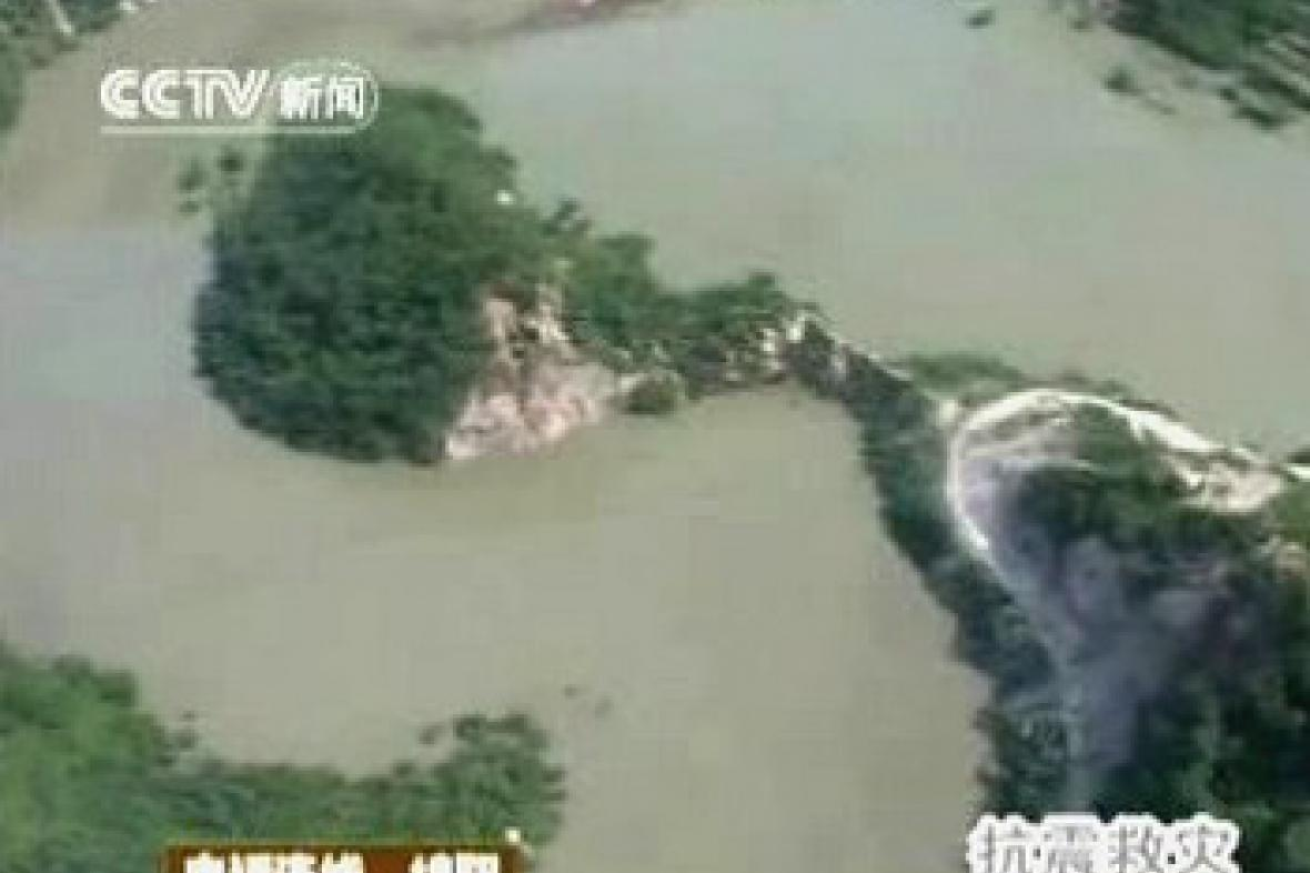 Záplavové jezero