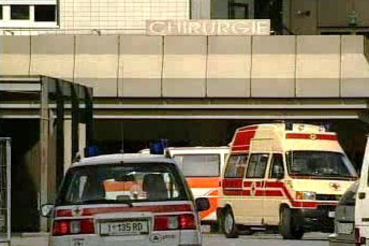 Rakouská nemocnice