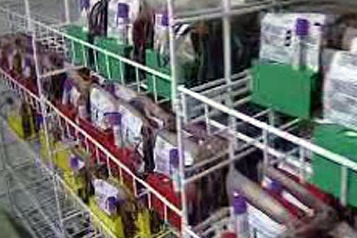 Zásoby krve v liberecké nemocnici