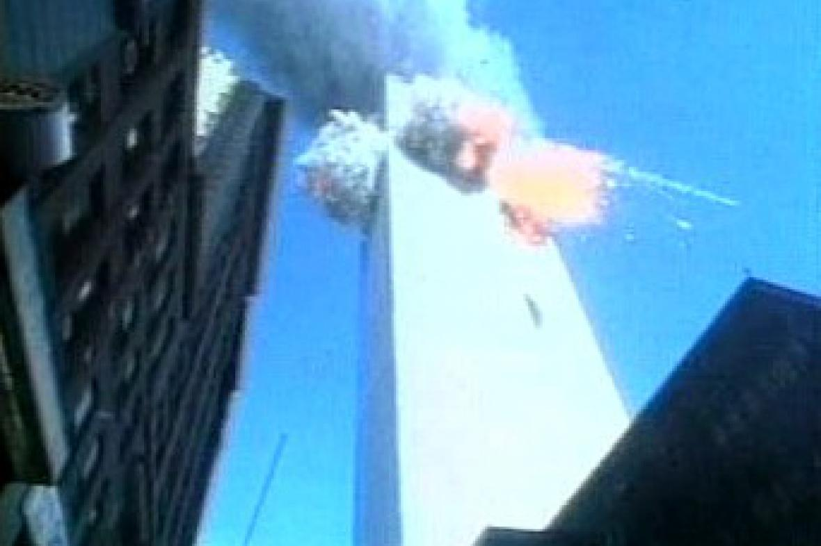 Teroristický útok na New York 11. září 2001
