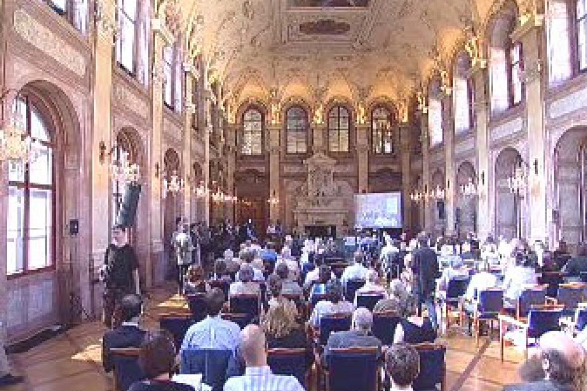 Konference Svědomí Evropy a komunismus