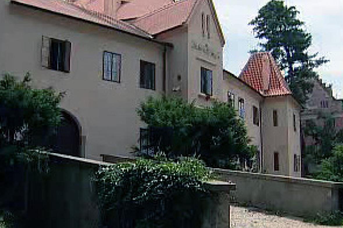 Zámek Vrchotovy Janovice