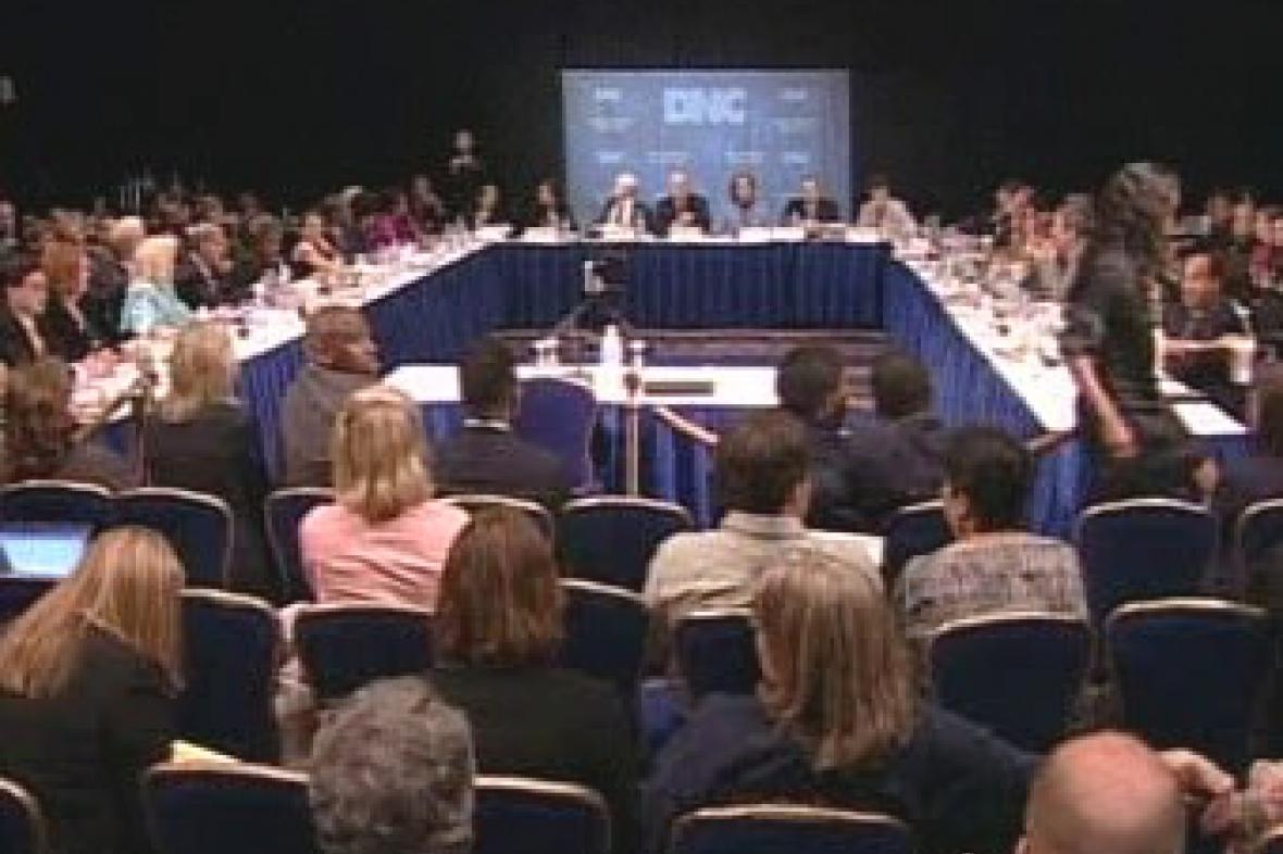 Zasedání Demokratické strany