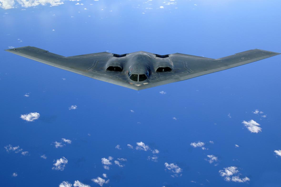 Americký bombardér B-2 Spirit