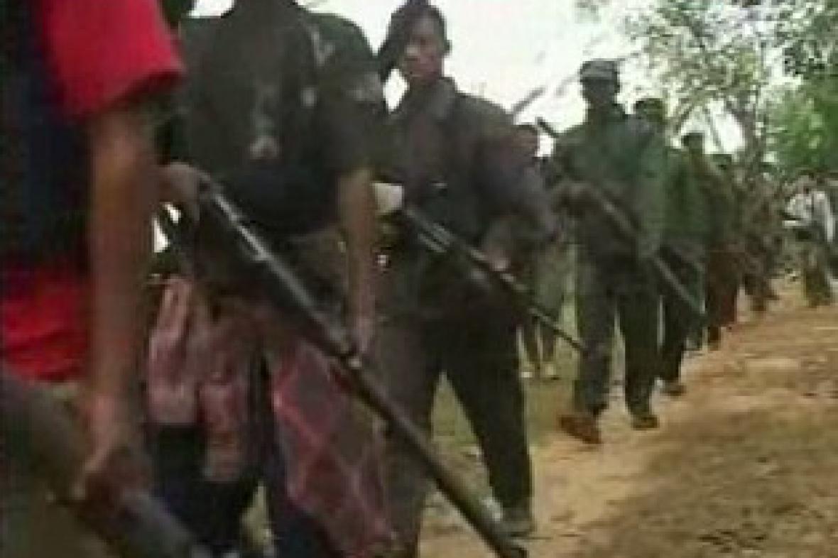 Nepálští povstalci