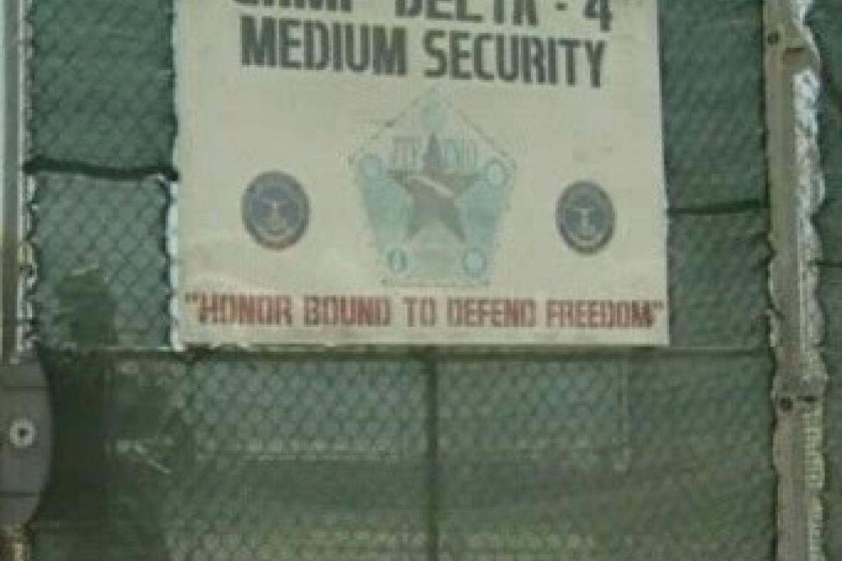 Americká vojenská základna Guantánamo