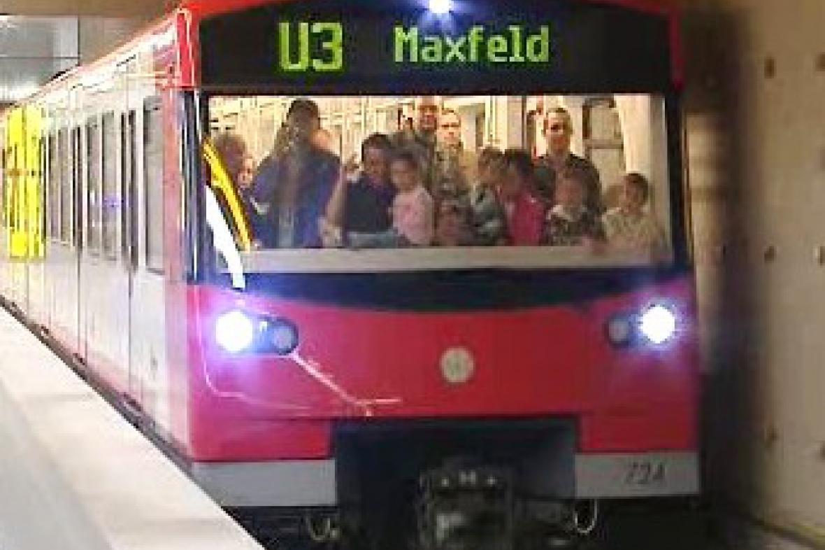 Automatické metro