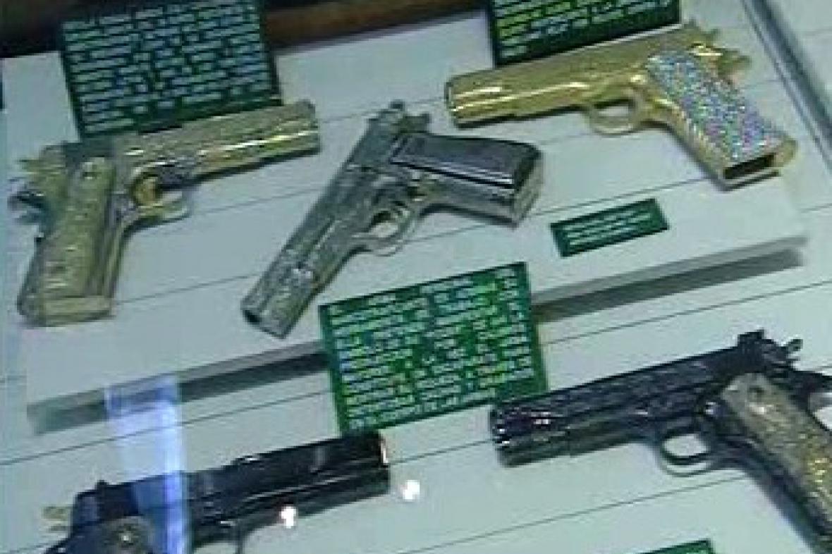 Vzácné pistole