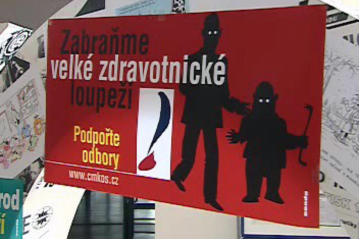 Odborářské billboardy