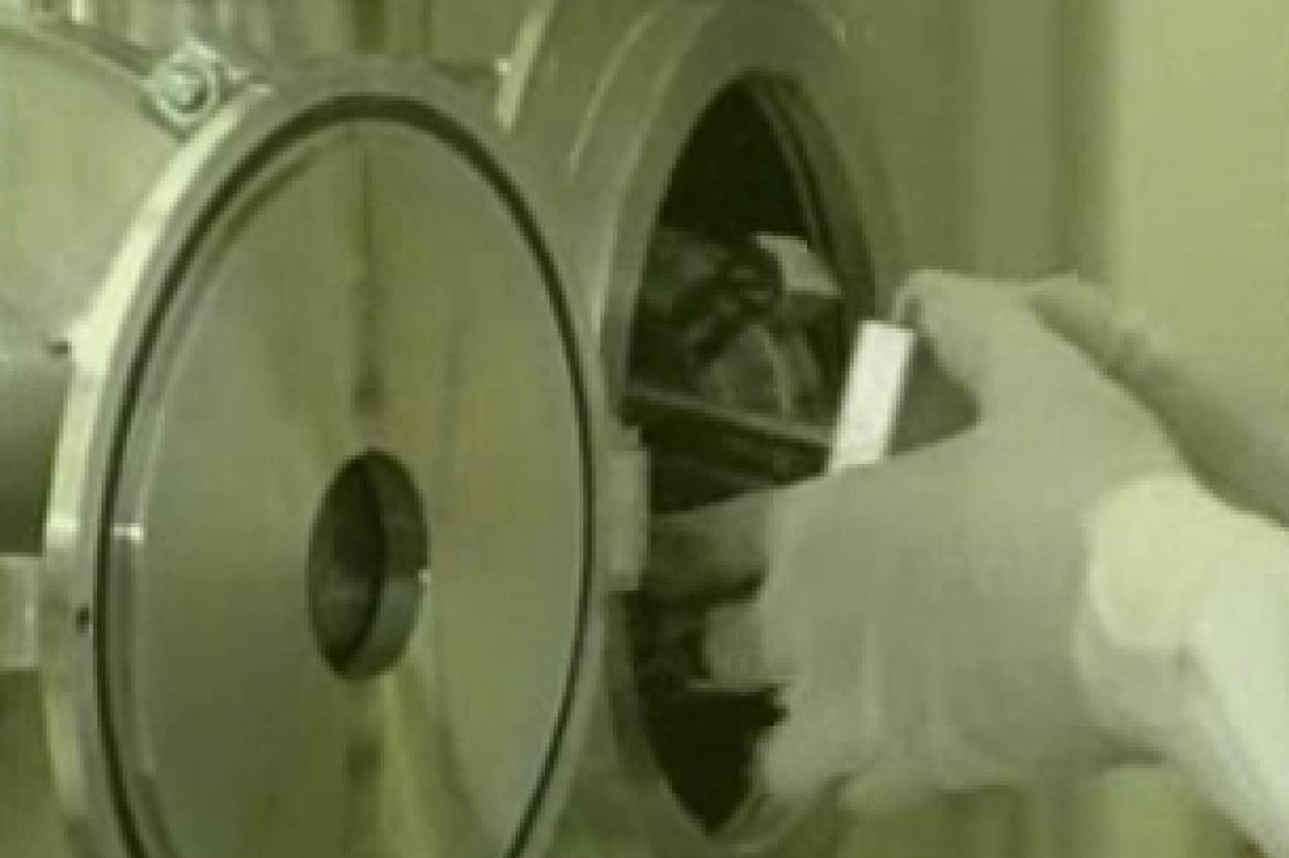 Jaderná laboratoř