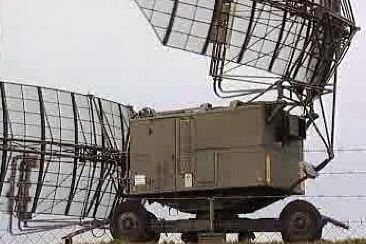 Mobilní radar