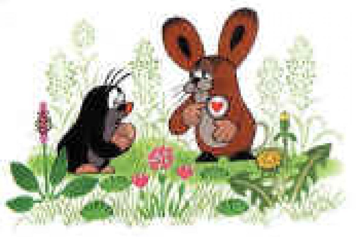 Krtek a Zajíc