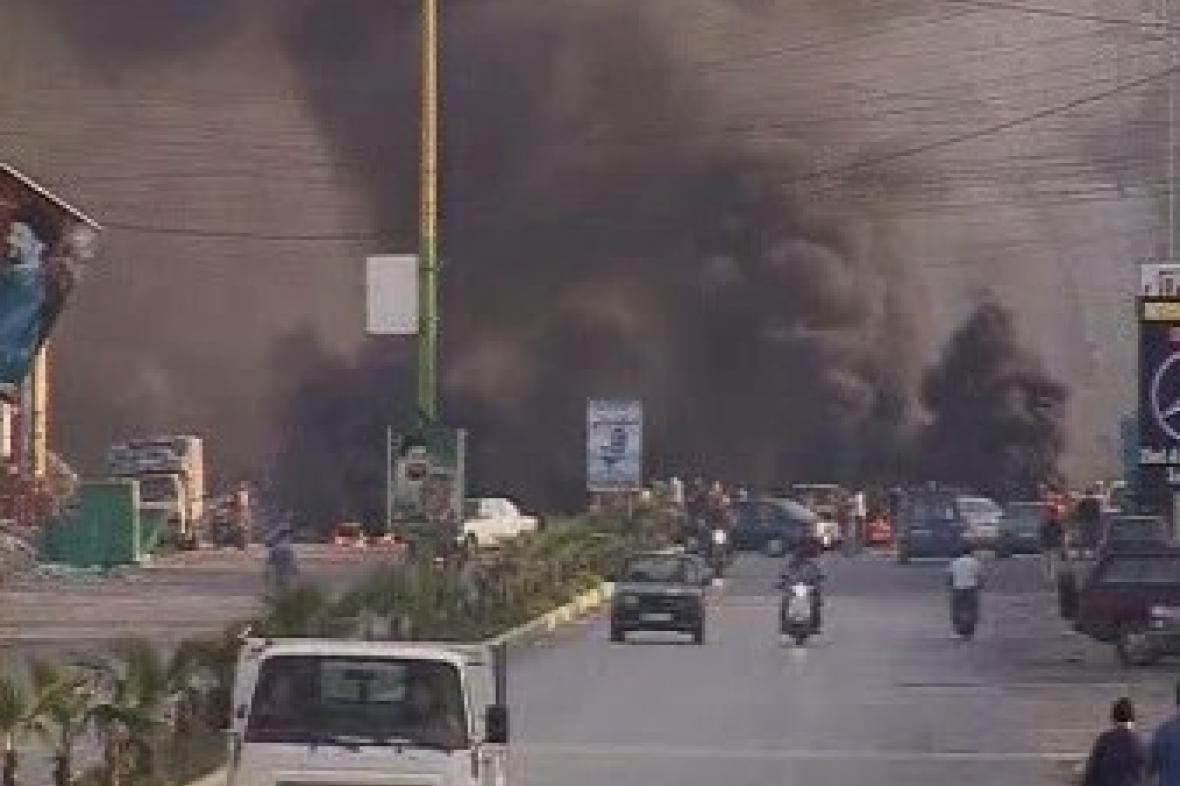 Stávka v Libanonu