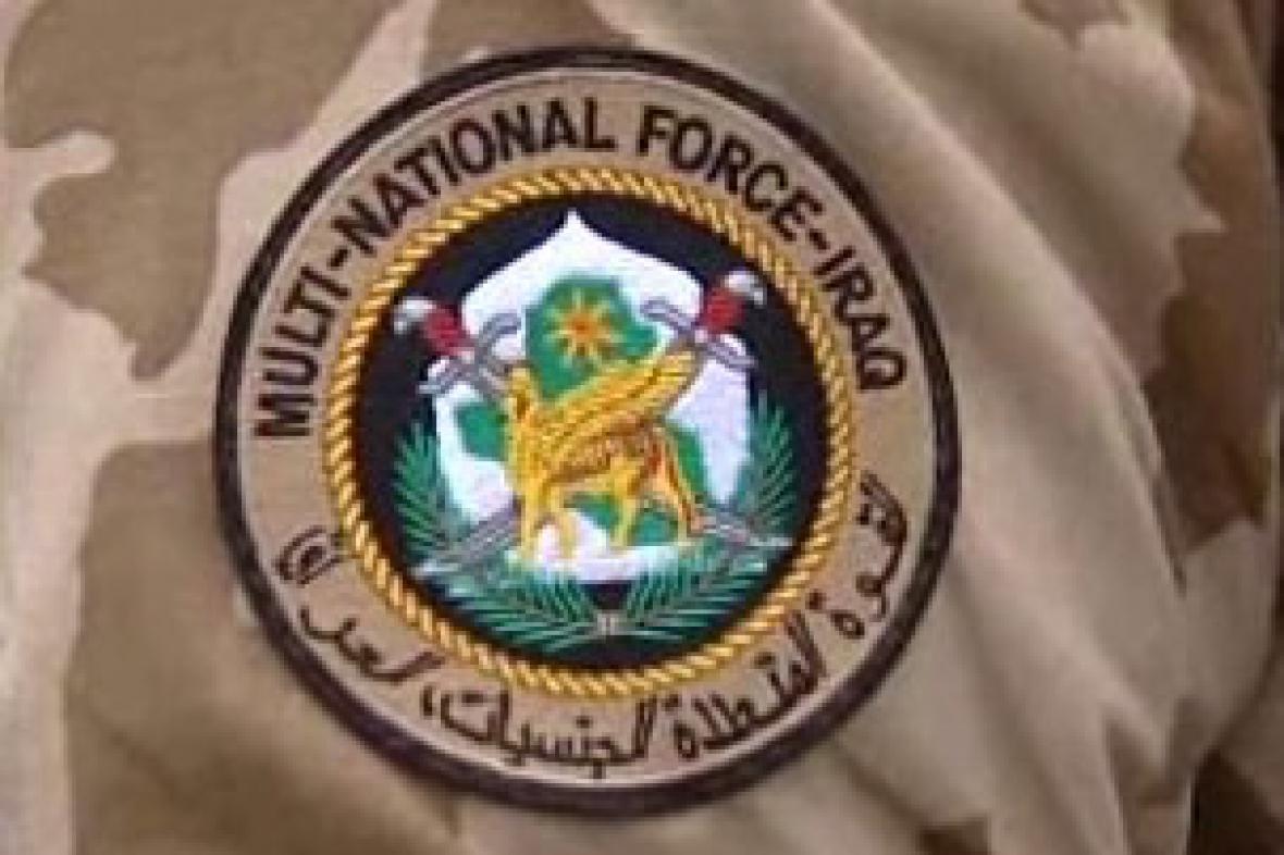 Označní mezinárodní sil v Iráku