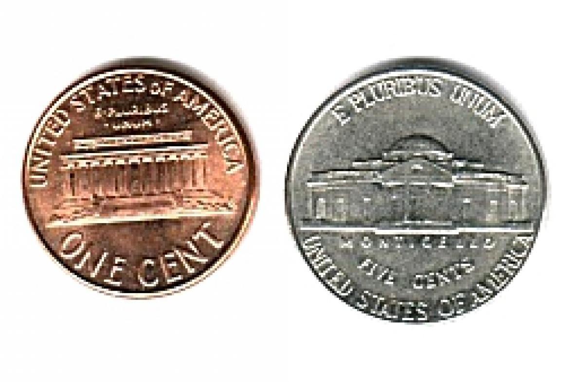 Cent a pěticent