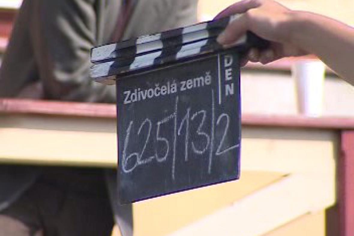 Natáčení seriálu