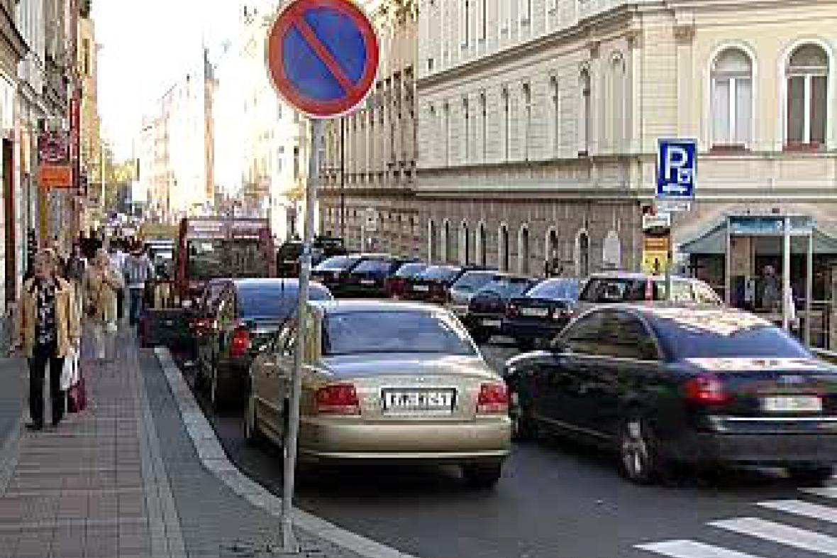 Parkování v Karlových Varech