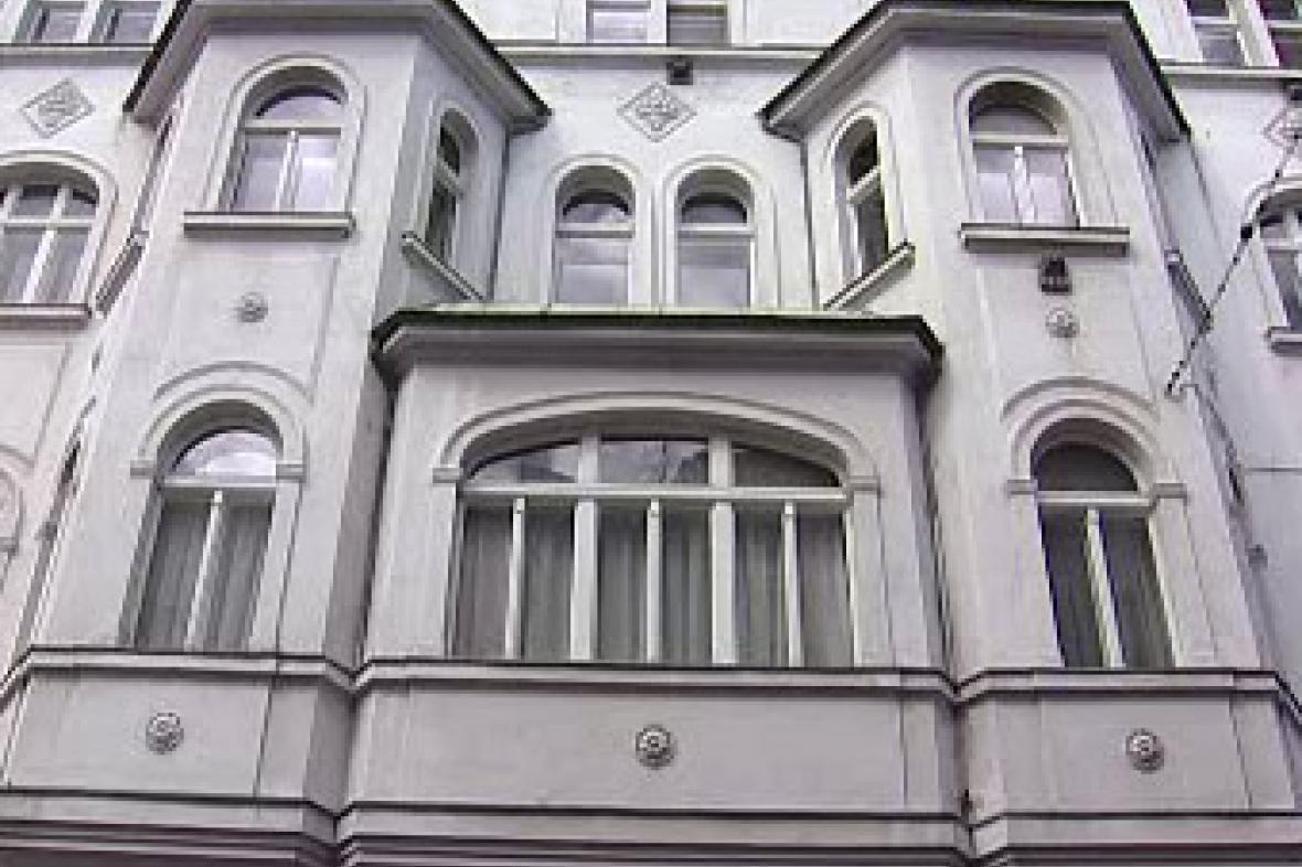 Palác Hájíčků v Českých Budějovicích