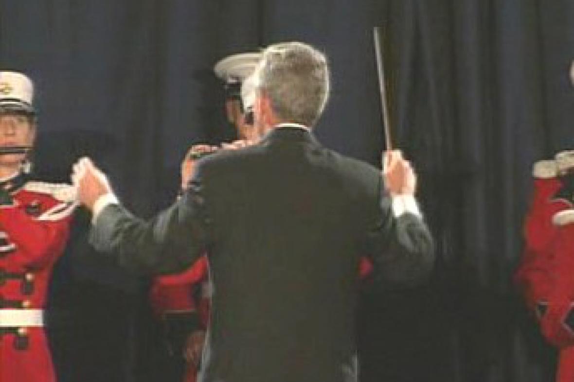 Goerge W. Bush coby dirigent