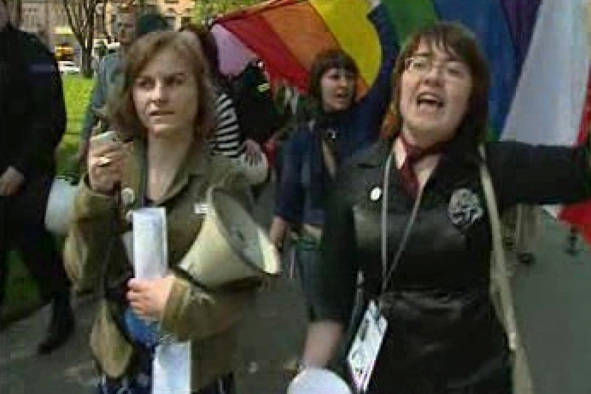 Pochod homosexuálů v Polsku