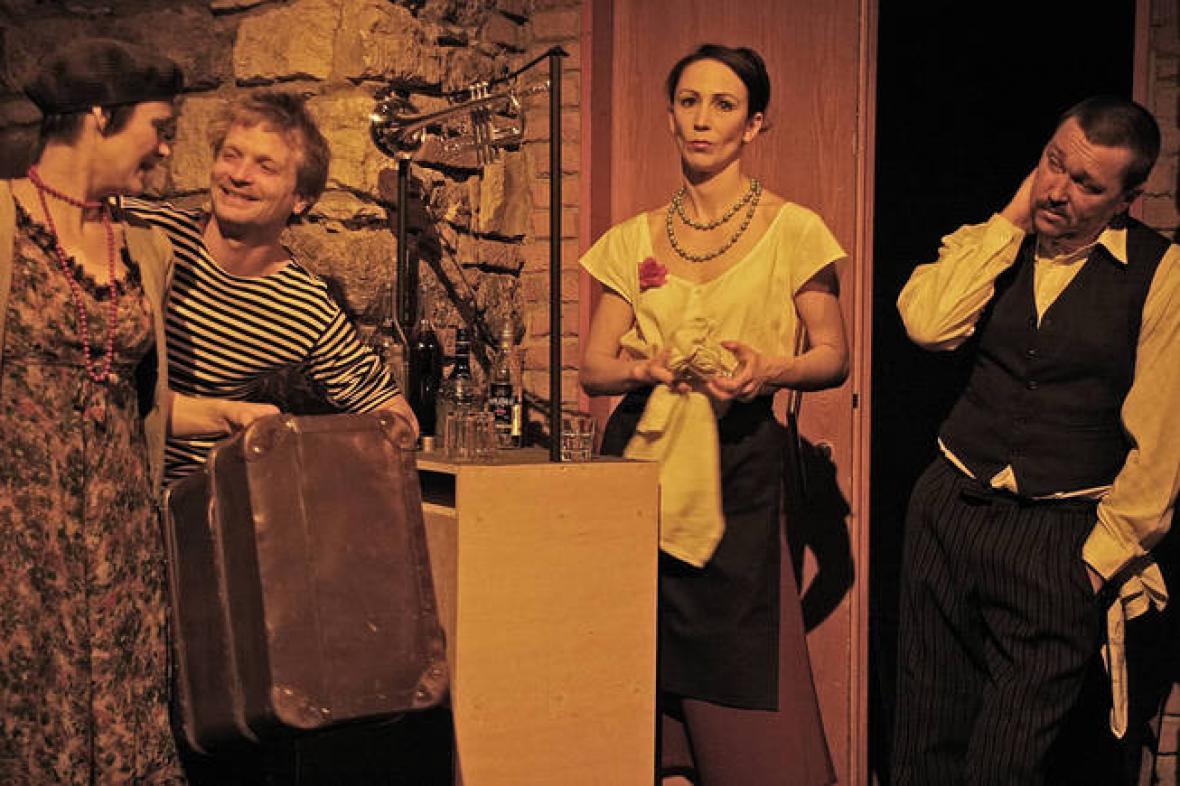 Divadelní představení Oděsa