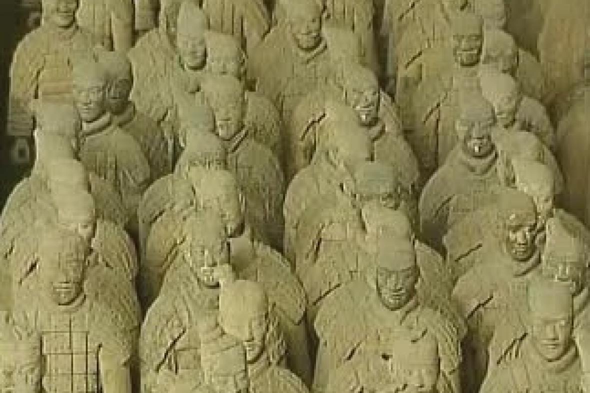 Čínští jíloví vojáci