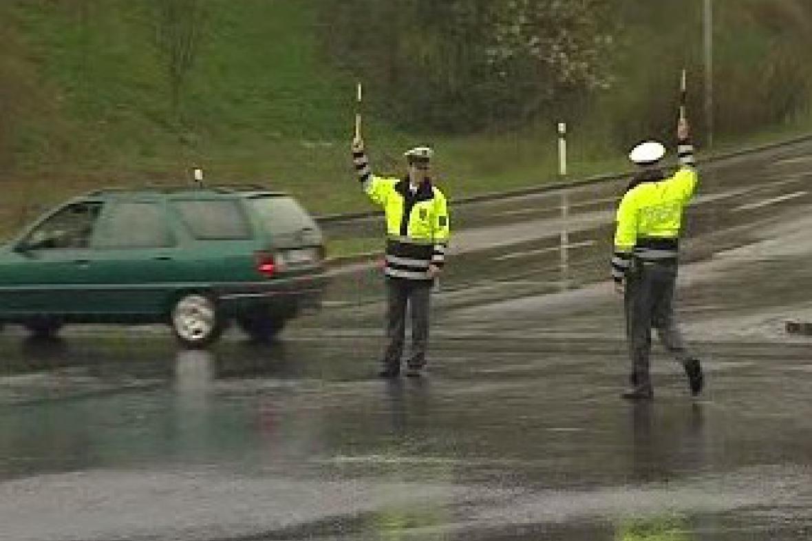 Dopravní policisté