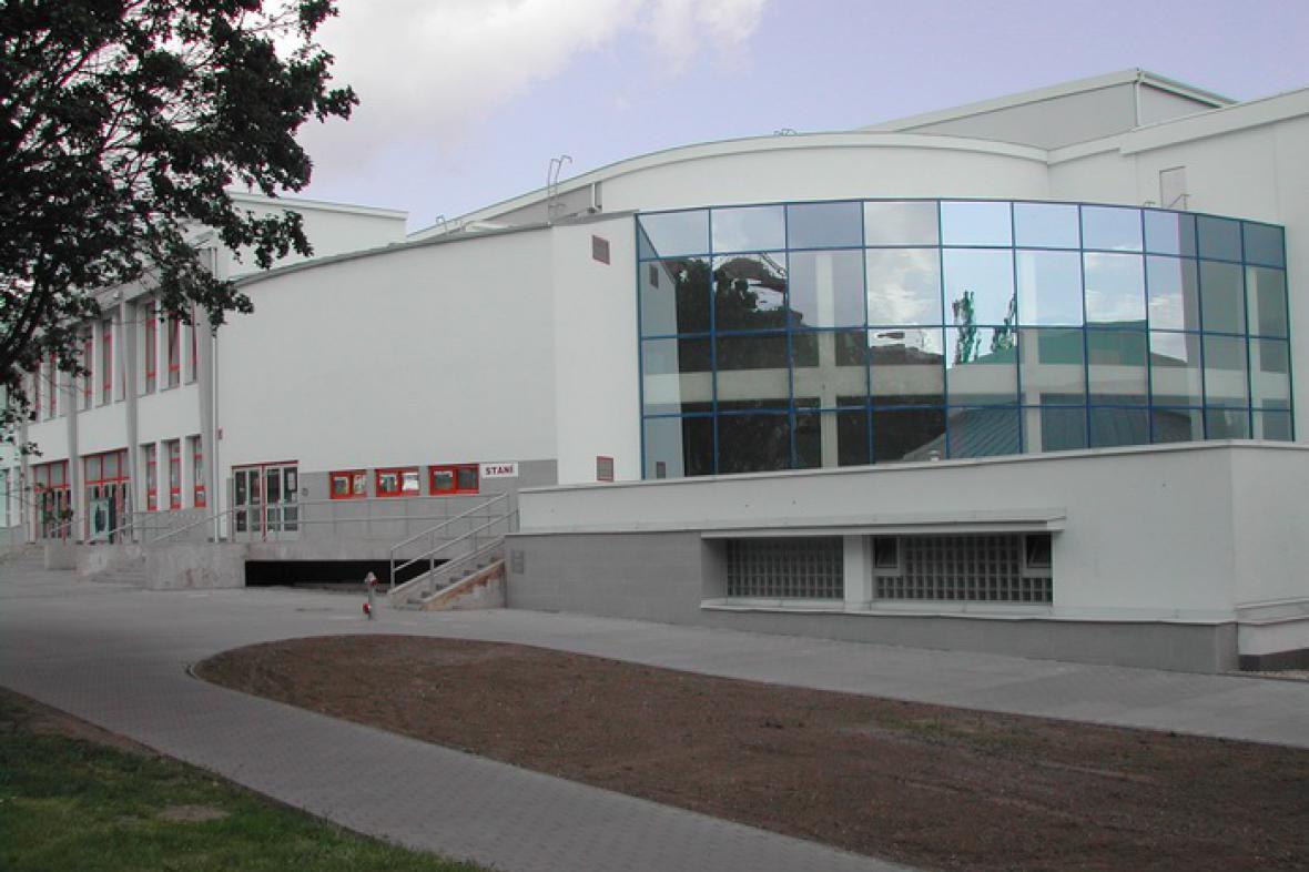 ČEZ Arena Pardubice