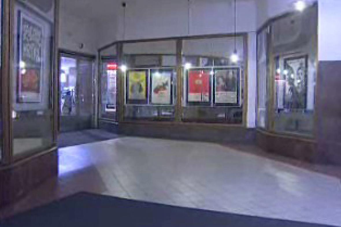 Výstava českého filmového plakátu