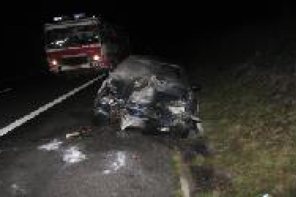 Nehoda auta