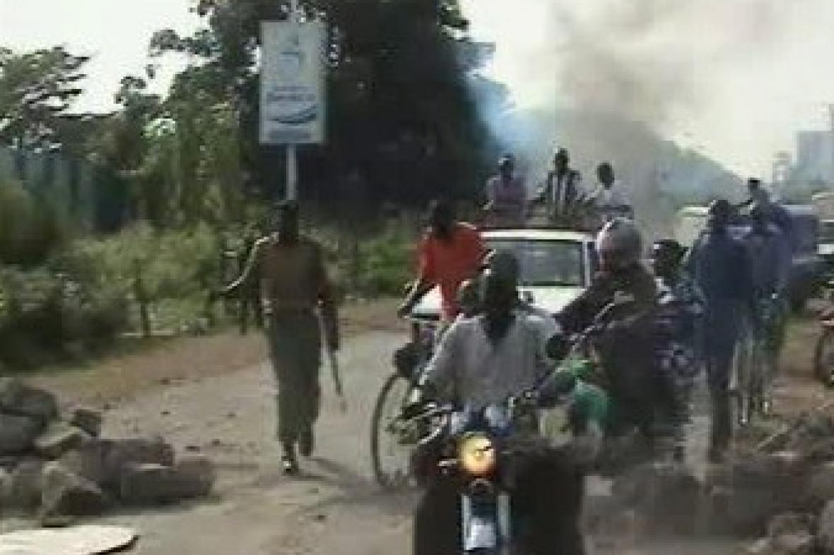 Nepokoje v Keni