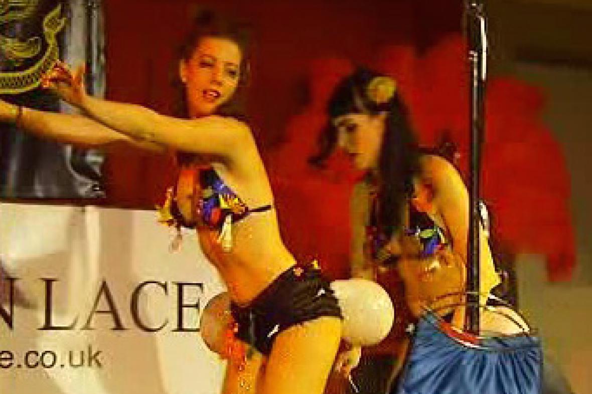 Burlesque - soutěž