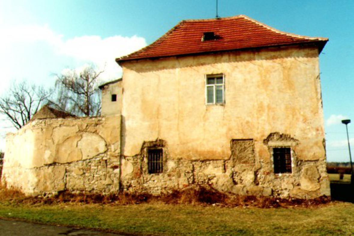 Bývalý squatt Ladronka