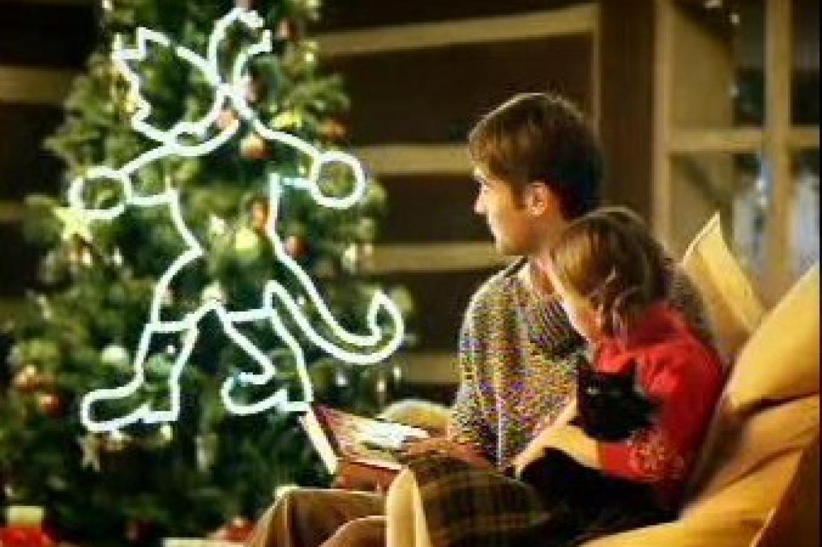 Znělka ČT - Vánoční ladění