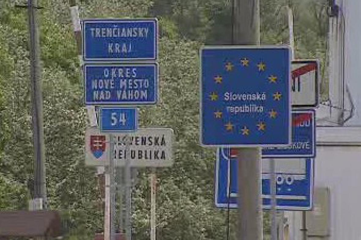 Hranice Slovenska